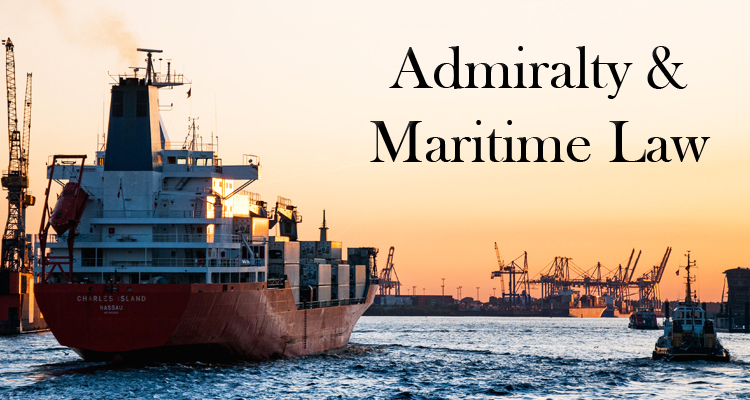 Admiralty and Shipping